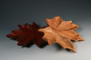 Maple Leaf Bowls