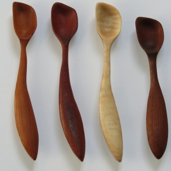 Left Handed Cooking Spoons