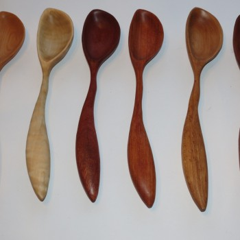 Left Handed Spoons