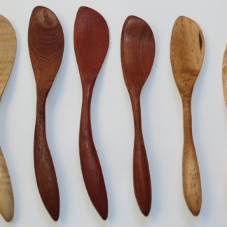 Left Handed Stirring Spatulas