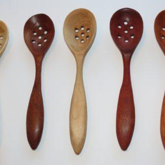 Pierced Spoons