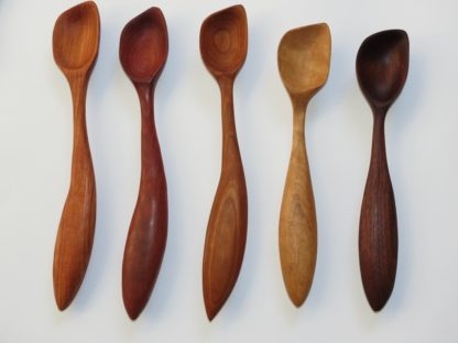 Right Handed Cooking Spoons